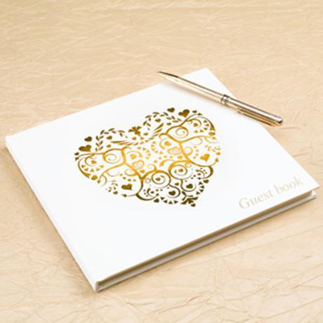 svatební kniha,