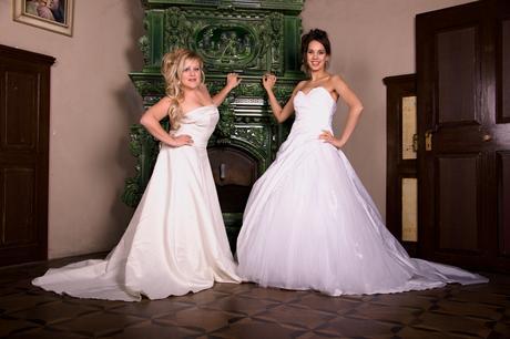 svatební šaty Ada, 38