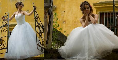 svatební šaty Astrid, 38