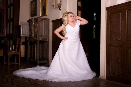 svatební šaty Klára II, 44