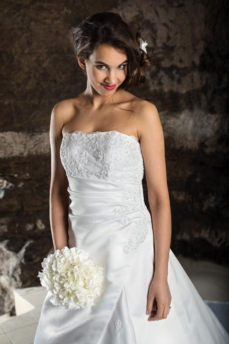 svatební šaty Klaudie, 38