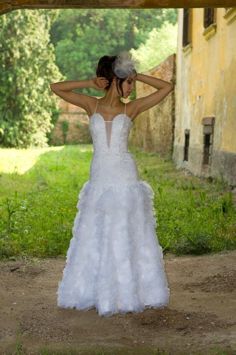 svatební šaty Lena, 34