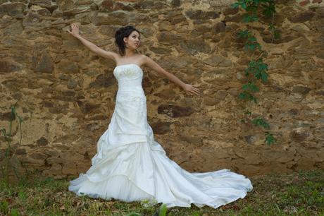 svatební šaty Patricie, 38