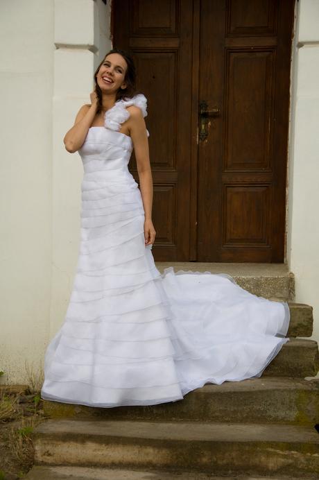 svatební šaty Paula, 38