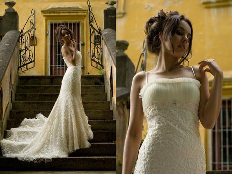svatební šaty Vanessa, 36