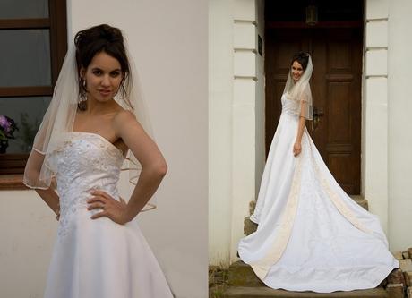 svatební šaty Zuzana, 38