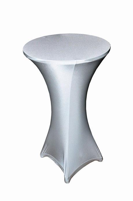 Elastický obrus na stand by stôl okruhly ,