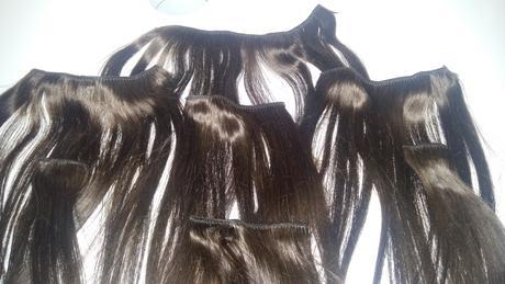 Nepoužité ľudské vlasy,