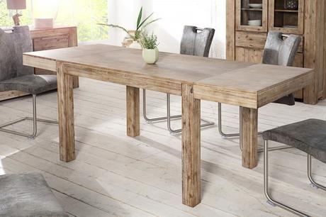Jídelní stůl Giant Akazzie 120-200,