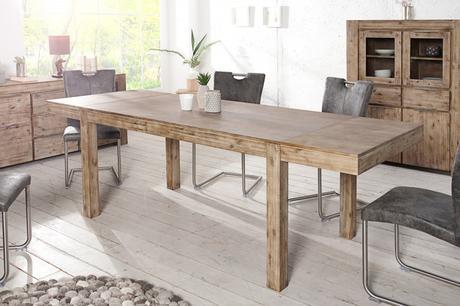 Jídelní stůl Giant Akazzie 160-240,