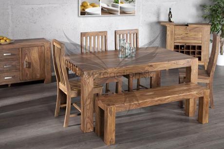 Jídelní stůl Romeo natur,