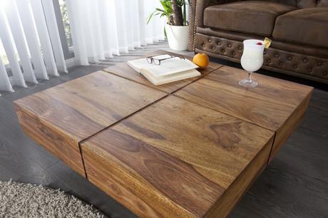 Konferenční stolek Makassar Bolt,