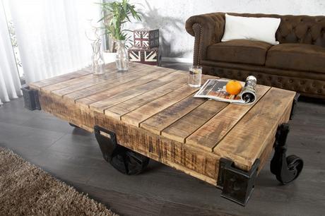 Konferenční stolek Wagon,
