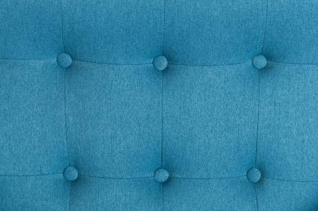 Křeslo Sofa Retro Blue,