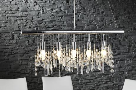 Lampa Flaming Diamonds,