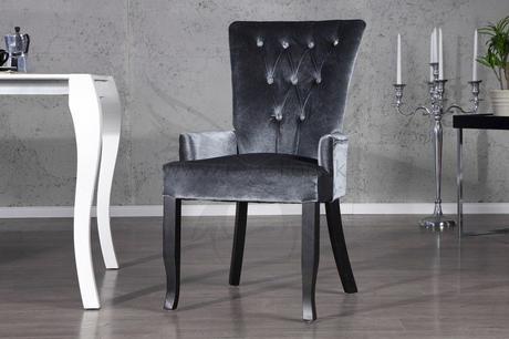 Židle Barocco set,