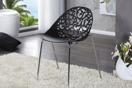 Židle Flora,