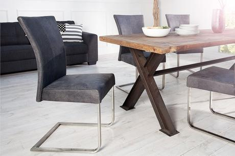 Židle Nobyta Grey,