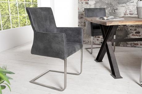 Židle Nobyta II grey,