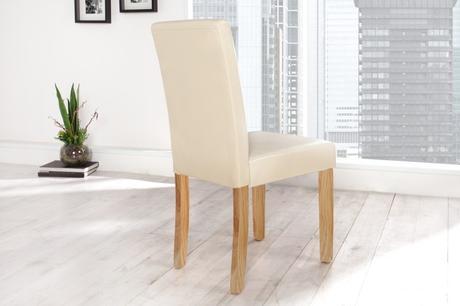Židle Valentine Creme II,