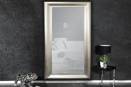 Zrcadlo Bilbao Silver Big,