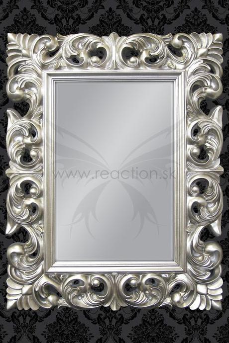 Zrcadlo Bonder II white,