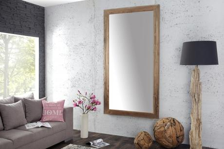 Zrcadlo Trieber Wood 200,