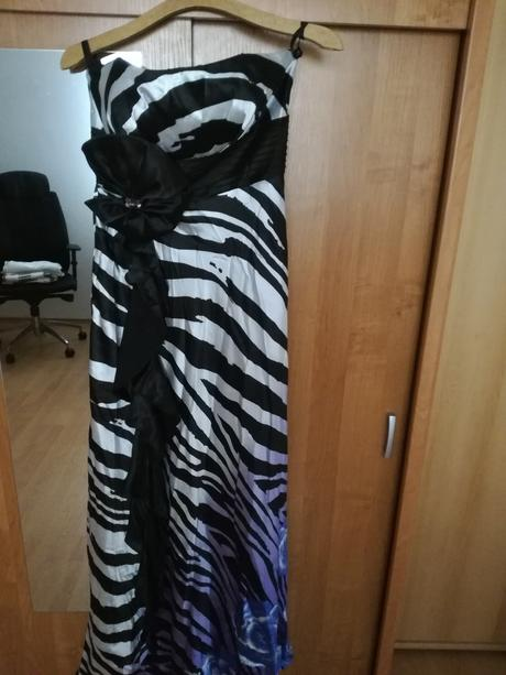 Satenove šaty, 40