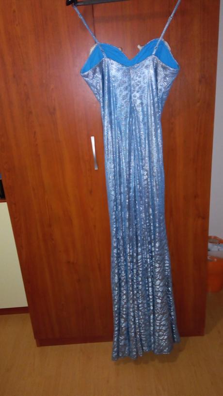 Plesové šaty , 38