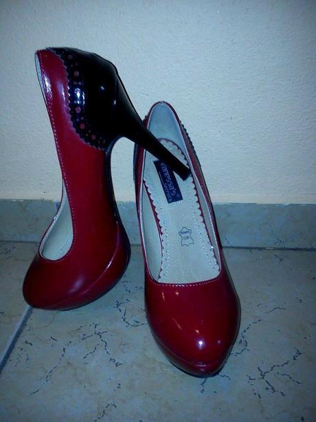 topánky, 38