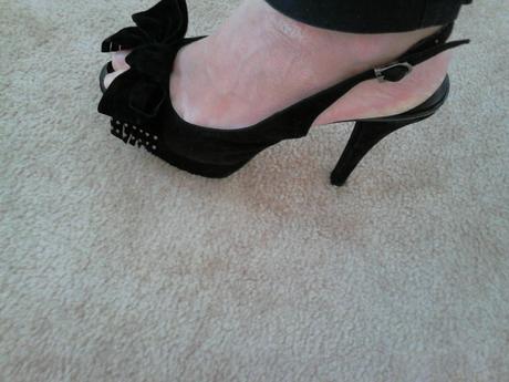 Nenošené boty , 37