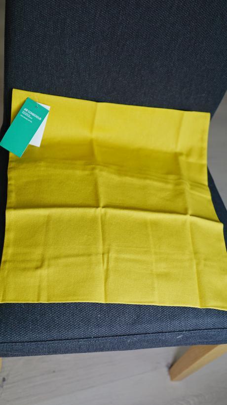 polštář povlak 40 x 40 , s visačkou ,