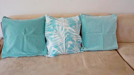 polštář povlak  50x50cm, bavlna, zapínání ,