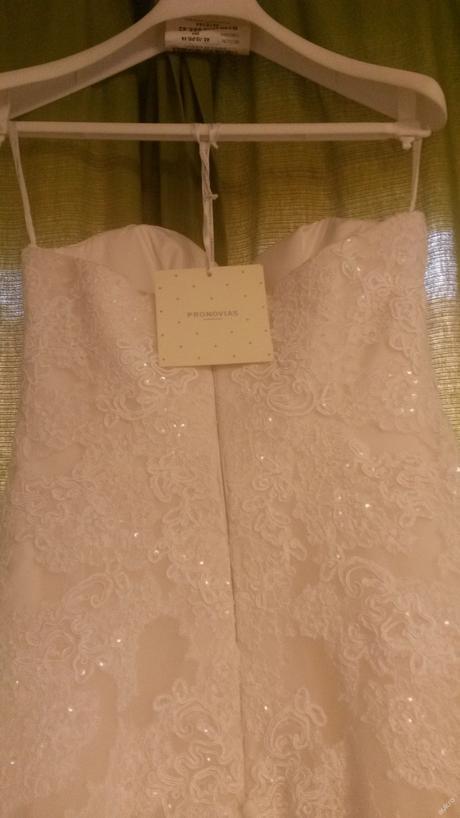 Svatební šaty Pronovias Octavia, 36