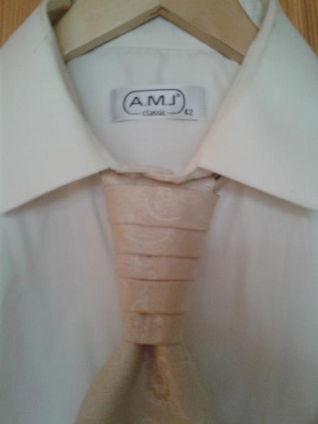 Svatební košile AMJ, 42