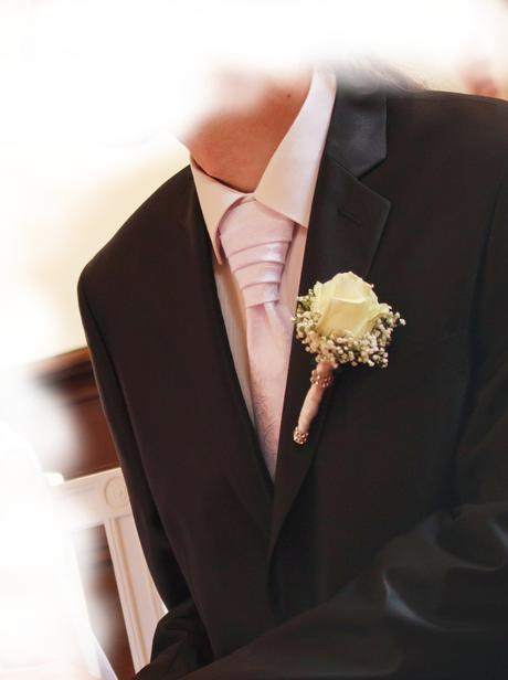 Svatební kravata,