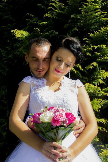 Svadobné šaty na predaj, 40