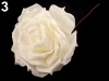 maxi růže  průměr květu  27 cm,