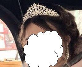 tiara korunka,