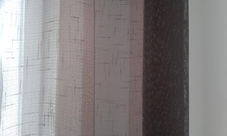 Dekoracne zavesy 4 kusy,