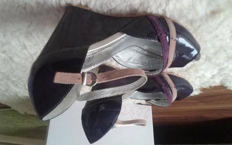 baťa-damske sandalky (38), 38
