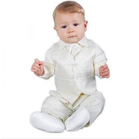 Obleky značky Vivaki pro mini muže 0-24 měsíců, 110