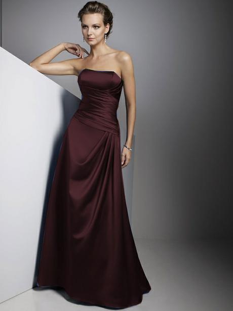 Saténové šaty, vyběr z 10 barev, velikost 36-46, 36