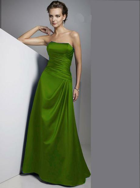 Saténové šaty, vyběr z 10 barev, velikost 36-46, 38