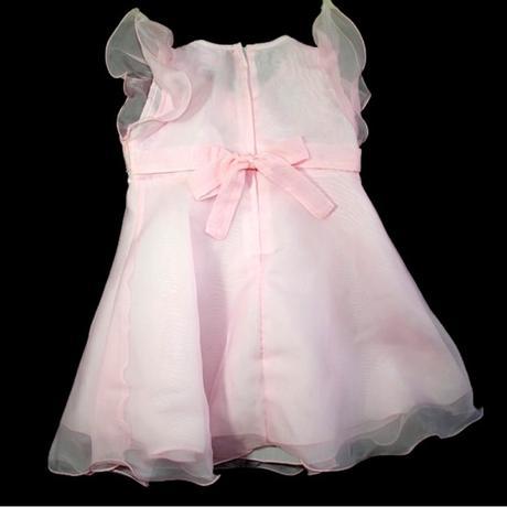 šatičky pro družičku, na křtiny, oslavy - růžové, 86