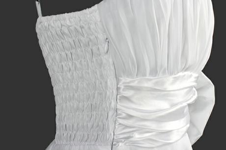Svatební, či popůlnoční, speciální šatičky , 38