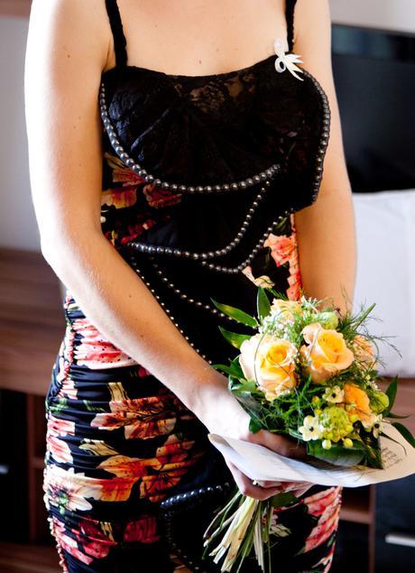 Koktejlove šaty (kvetové), 36