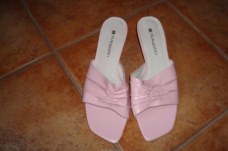 Letný set topánok a sukničky, 38