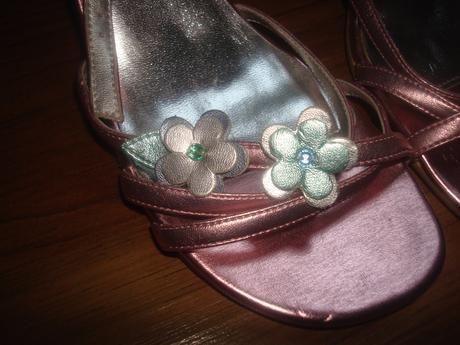 Nenosené sandálky Marks Spencer, 38