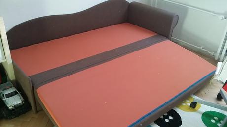 Rozkladacia postel,
